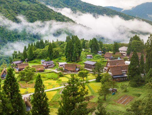 Ainokura, Gokayama
