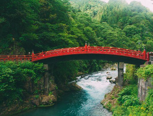Pont sacré Shinkyo, Nikko