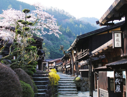7-Day Japan Combination Package B