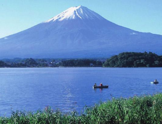 Mt. Fuji 写真提供:やまなし観光推進機構
