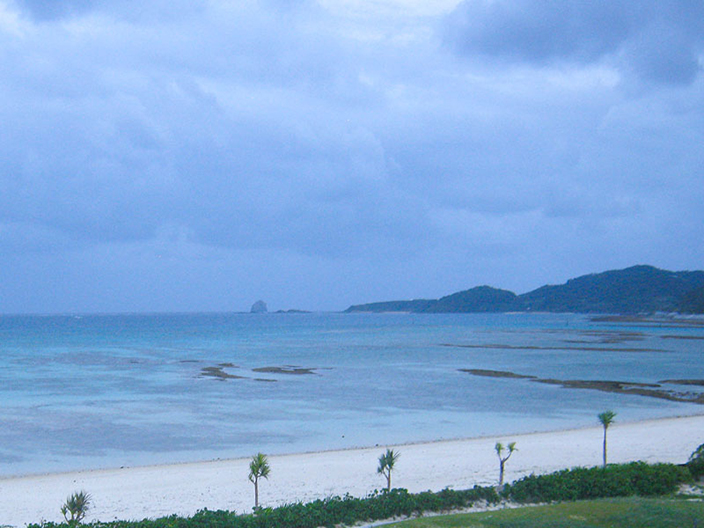 Kume Island in Okinawa, Subtropical Japan