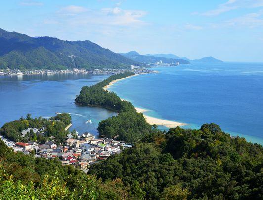 L'Autre Kyoto :  séjour authentique et paysages de rêve de la mer du Japon