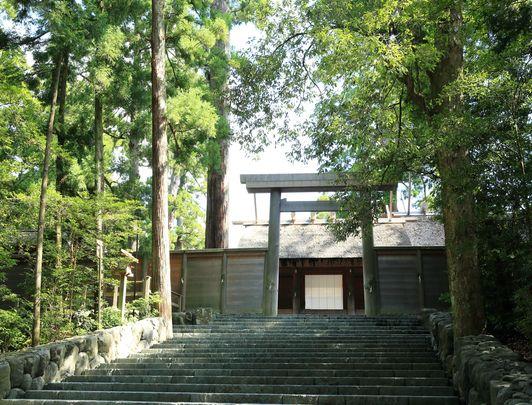 Sanctuaire Ise Jingu