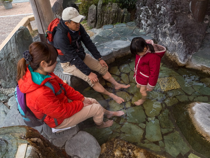 "Ureshino Hot Springs Public Bath ""Siebold-No-Yu"" © City of Ureshino"