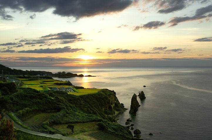 Kyoto by the Sea : Des paysages tels des peintures et une culture maritime