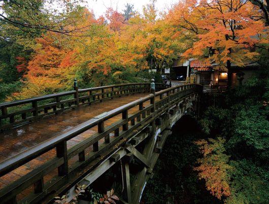 Pont Koorogi, Yamanaka Onsen