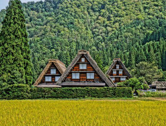 Village de Shirakawago