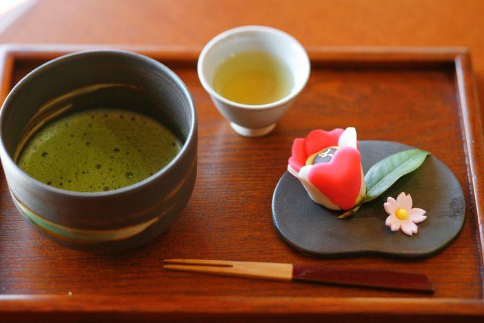 Matsue, ville du thé et des wagashi