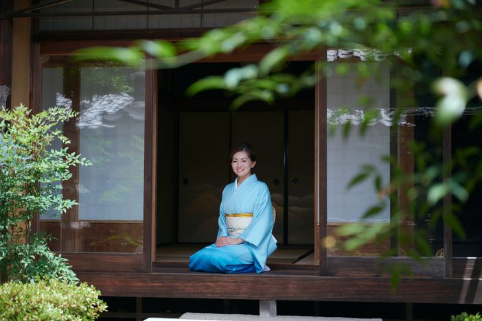 Kyoto by the Sea : Chirimen et artisanat