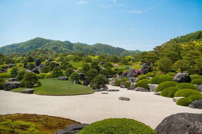 Matsue et ses jardins japonais