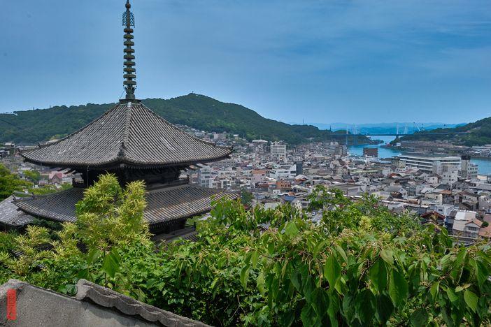 Onomichi, petite ville portuaire rétro