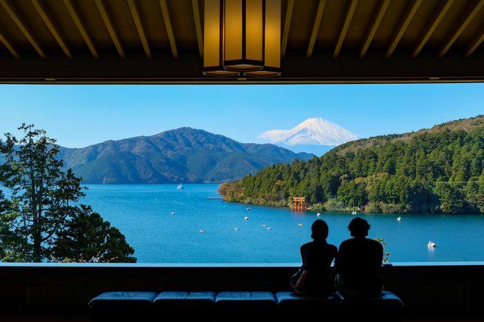Le charme de Hakone en prenant un itinéraire en dehors des sentiers battus