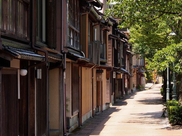 Kanazawa : Cité des arts, cité d'histoire et cité de la gastronomie